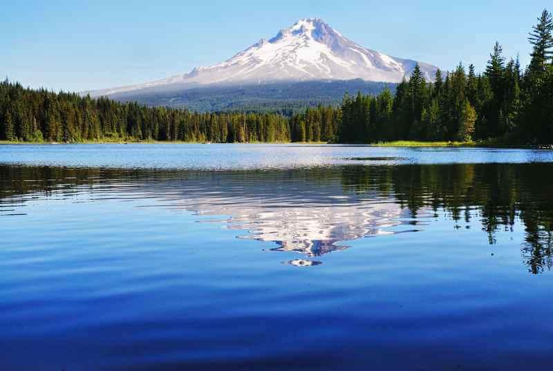 Wondrous Mt. Hood, Oregon