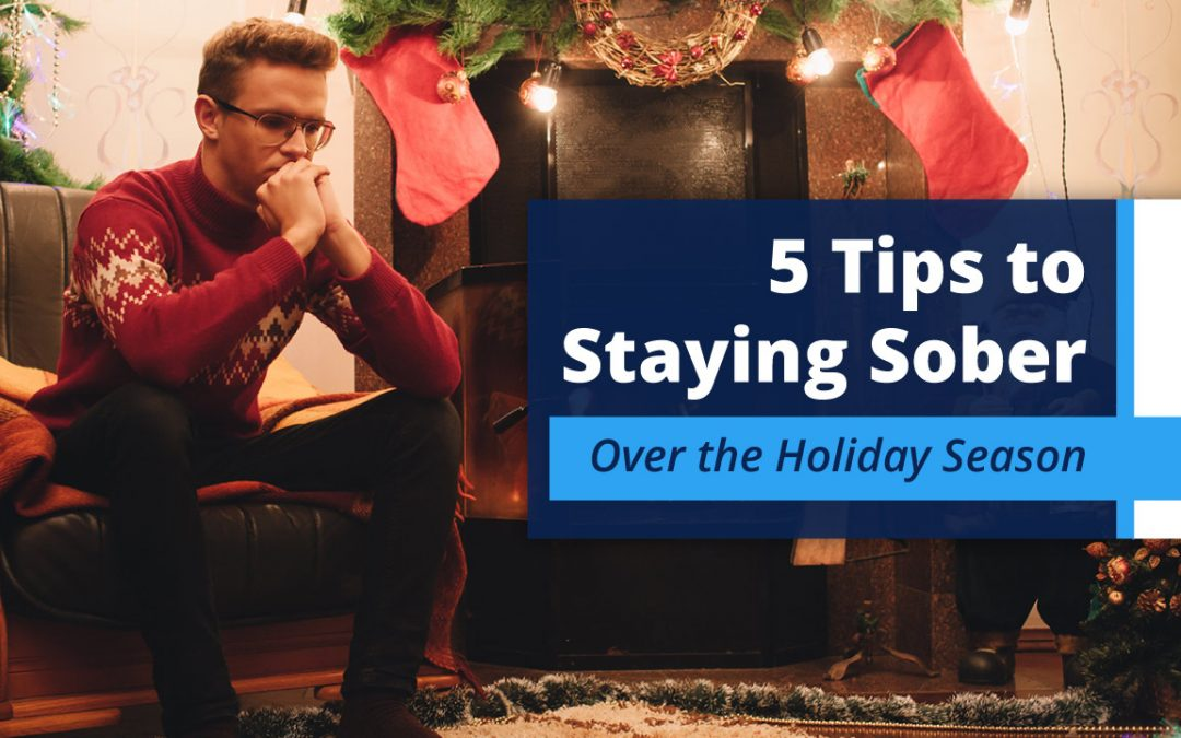 5 Tips to Staying Sober Over the Holiday Season