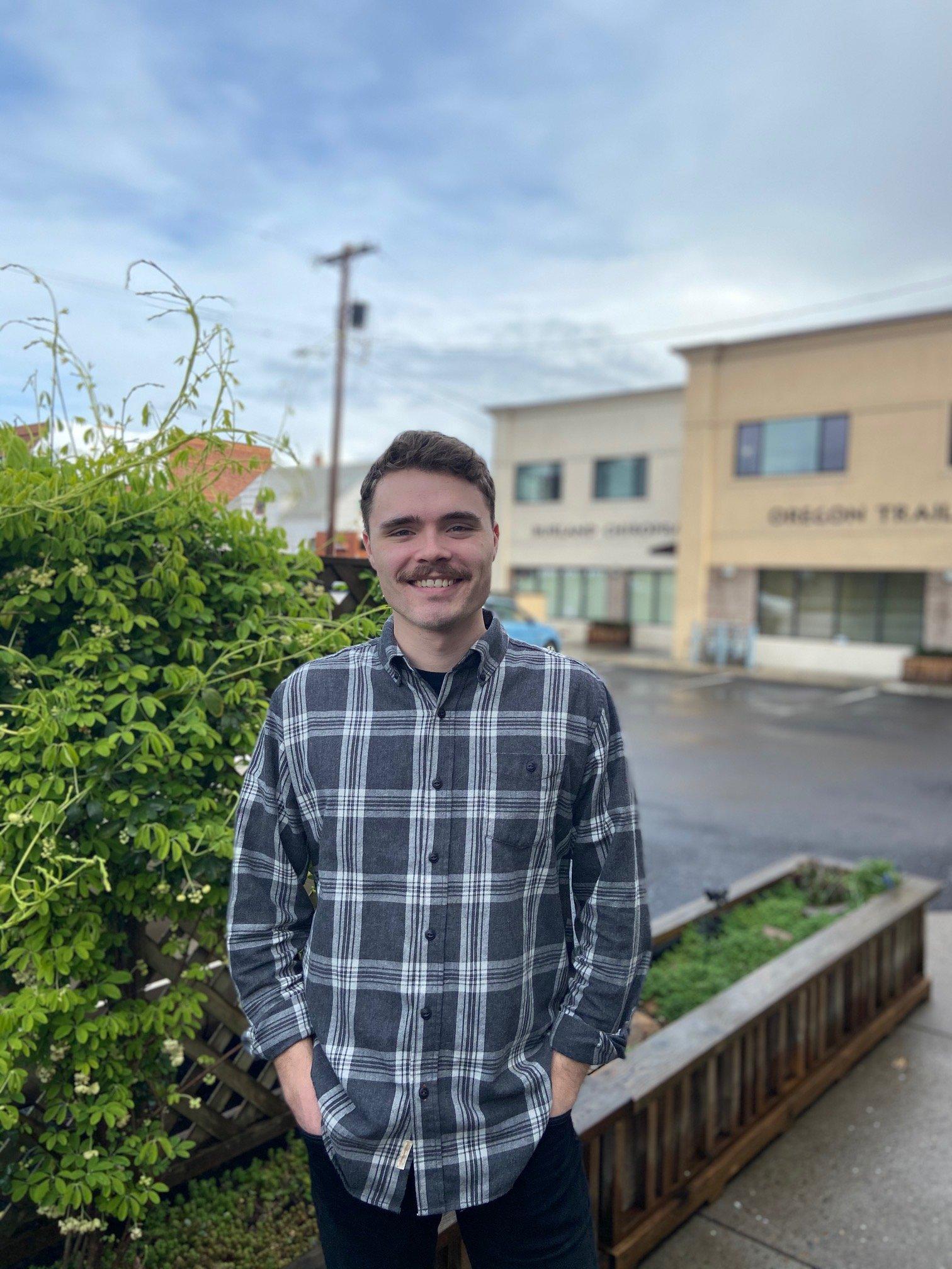 Jake Van Buren - Intake & Admissions Coordinator