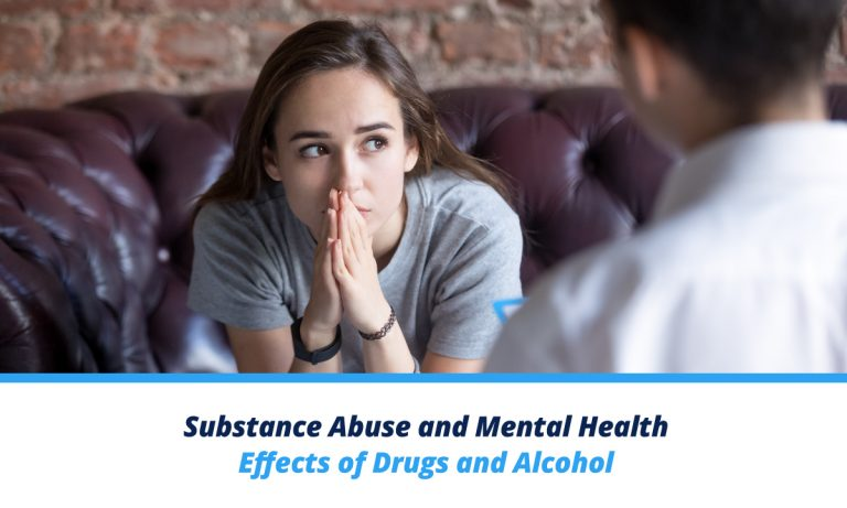Substance abuse and mental health issues: the effects of drugs and alcohol