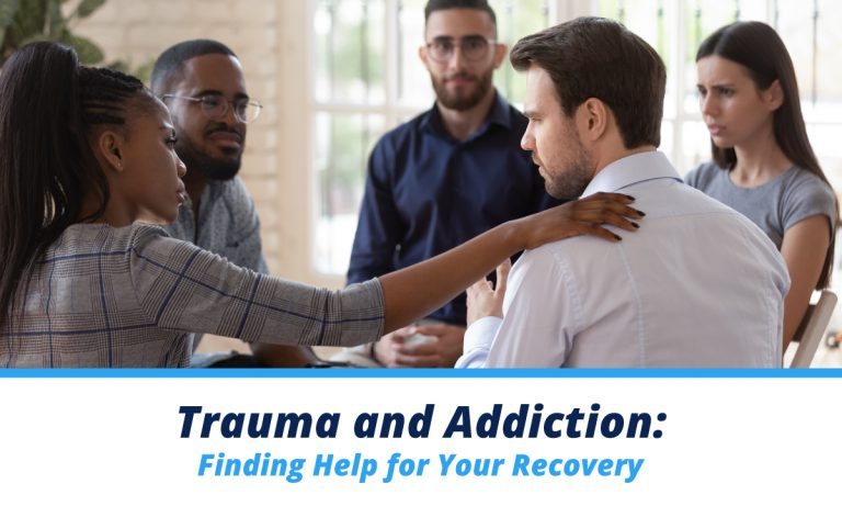 Trauma and addiction recovery