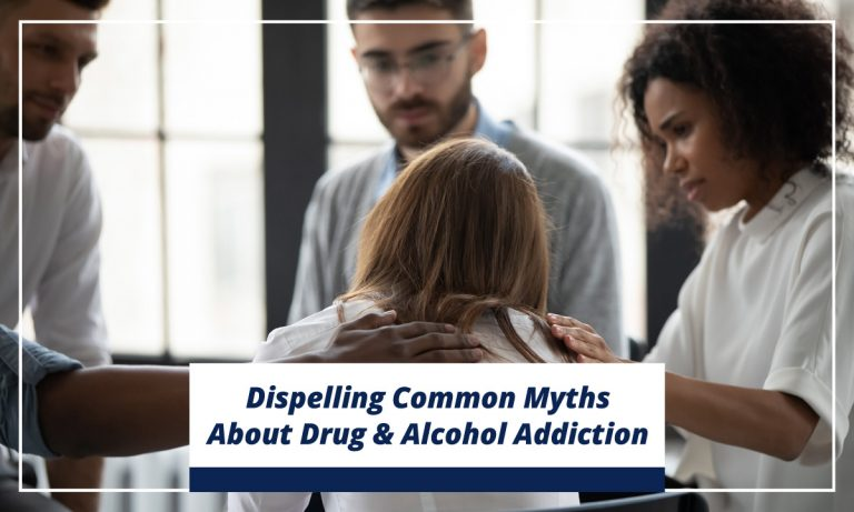 Dispelling common myths about drug and alcohol addiction